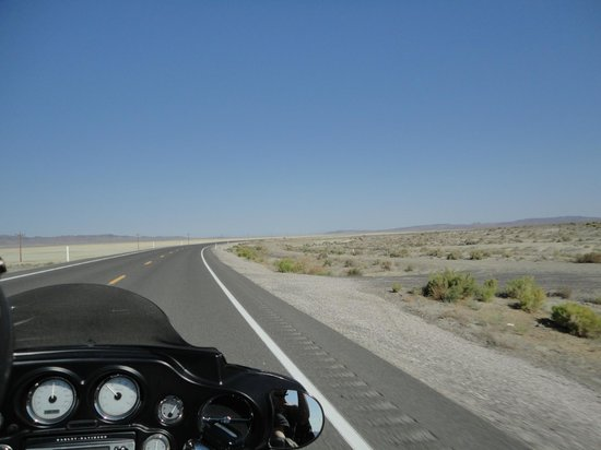 highway 50 America's loneliest highway - Picture of Loneliest