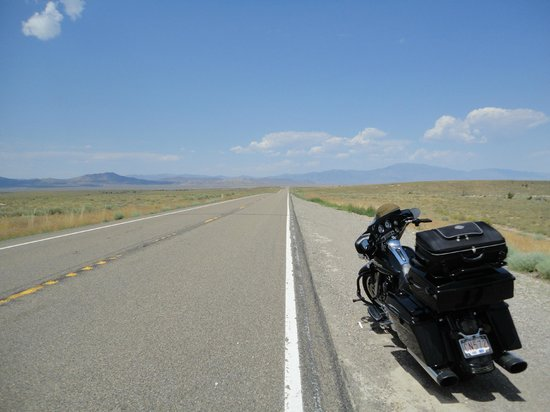 America's Loneliest highway 50 - Picture of Loneliest Highway in