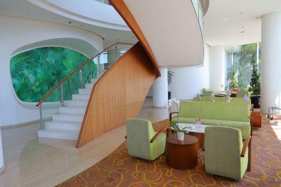 Lobby Sensa Hotel