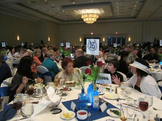 Lexington Convention Center: Banquete