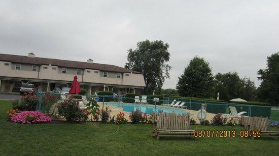 تشيري لان موتور إن: Pool