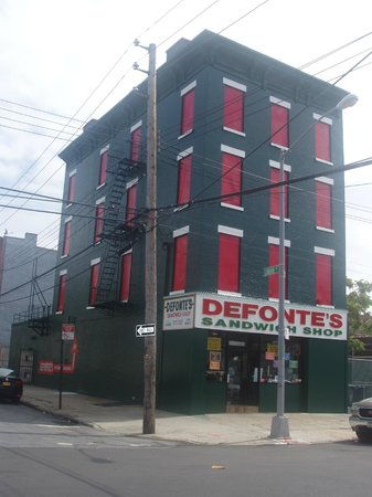 Defonte's of Brooklyn: Defontes from a Distance
