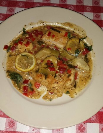 Vinny Vanucchi's: Chicken Facotta