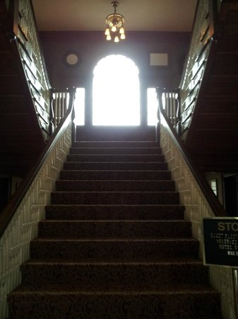 Stanley Hotel: Main Staircase
