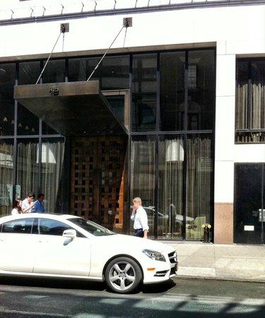 Chambers Hotel : externo