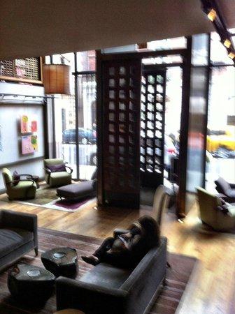 Chambers Hotel: espera