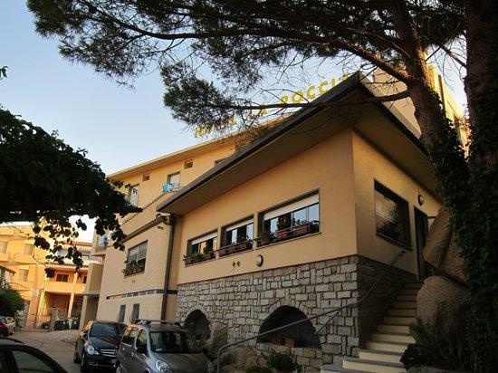 Hotel La Roccia : La Roccia Exterior