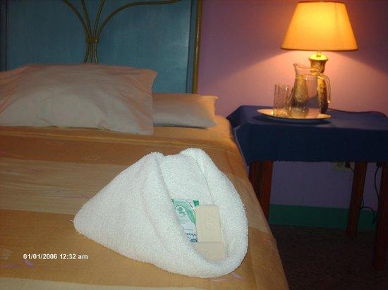 Hotel Holy: Habitación sencilla