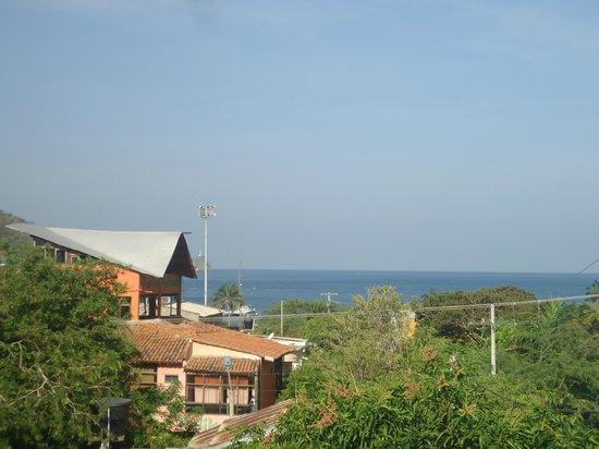 Hotel Oso Perezoso : Vista desde el restaurante