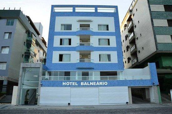 Hotel Balneario Cabo Frio: Fachada Hotel Balneário