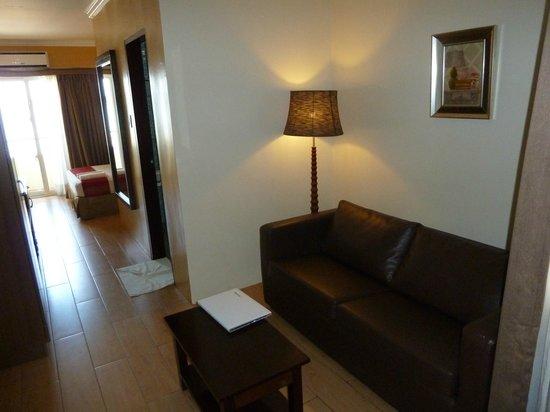 Danao Coco Palms Resort: room