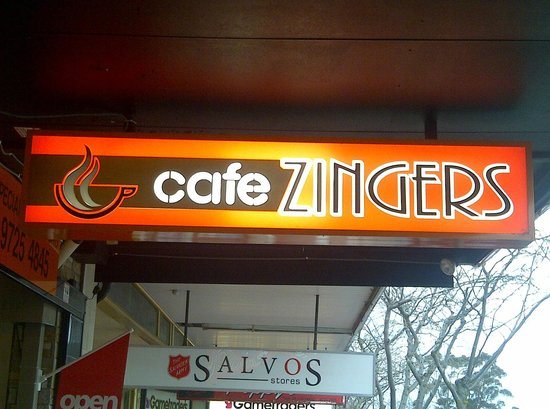 Cafe Zingers: Please remember