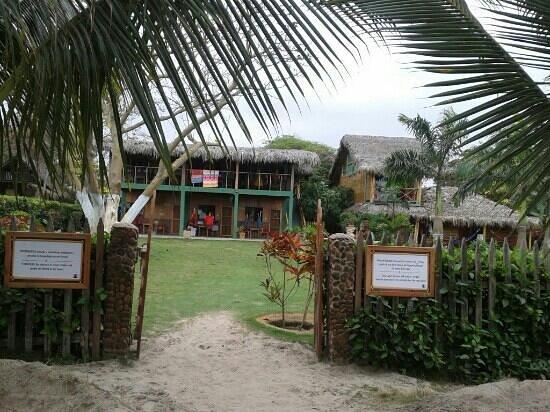 Hostal Kundalini: lindo hostal frente al mar