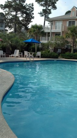 Brunswick Plantation Golf Resort: pool