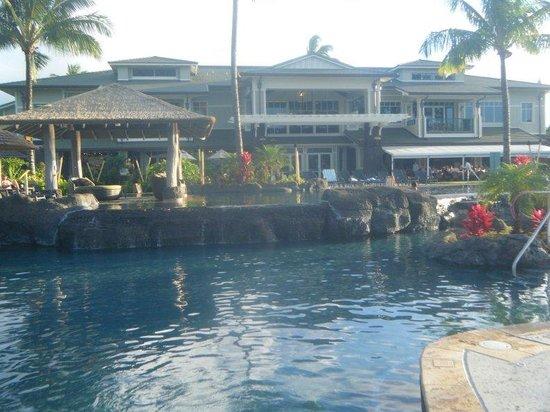 Westin Princeville Ocean Resort Villas : the pool