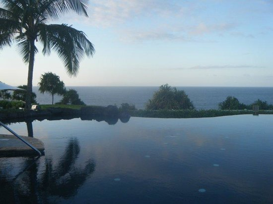 Westin Princeville Ocean Resort Villas: view from the property