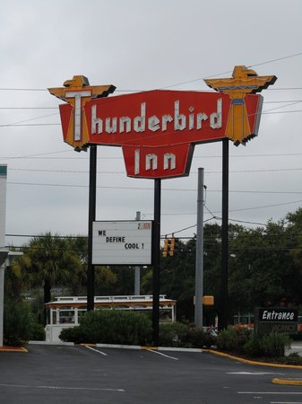 The Thunderbird Inn: Great place to stay