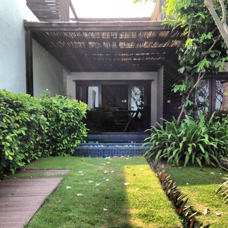 Aleenta Hua Hin Resort & Spa: บ้านพัก