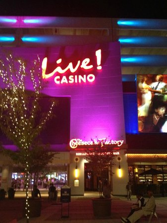 Crown casino perth