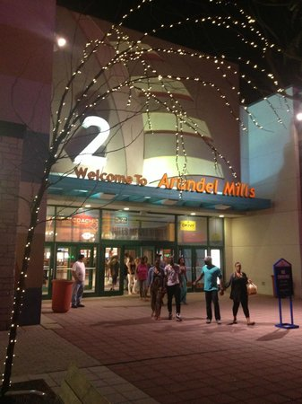 Maryland Live Casino: Arundel Mall (Casino Neighbor !)