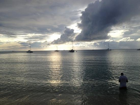 Reduit Beach: gorgeous