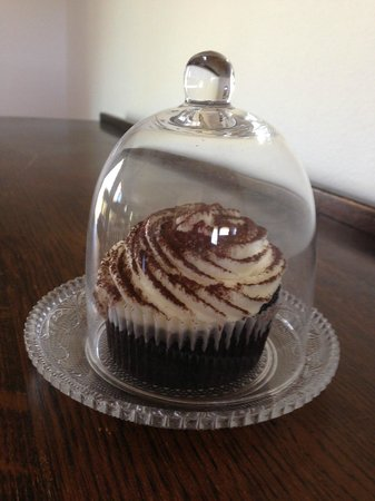 Creswell Bakery: Choclate truffle cupcake. Grandson loved them so much we ordered 2 doz for his birthday party