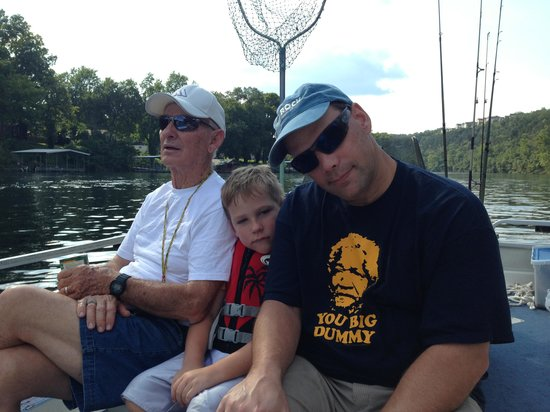 Lake Taneycomo: My Fisherman...love them.