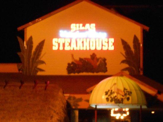 Silas Dent's Steakhouse: The Restaurant