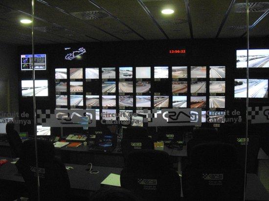 Circuit de Barcelona-Catalunya: Race Control