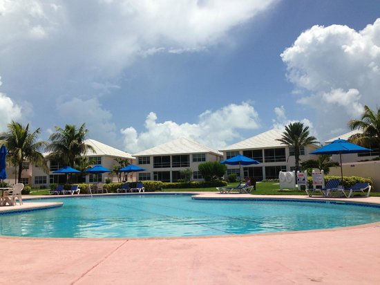 Treasure Cay Beach, Marina & Golf Resort: Pool