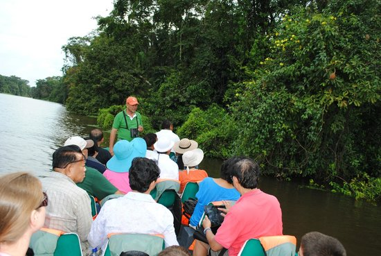 Pachira Lodge: Jungle Boat Tour with Giovani