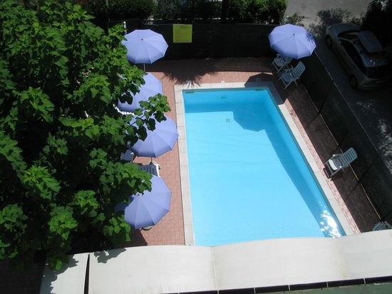 Hotel Kennedy: La piscina del Kennedy