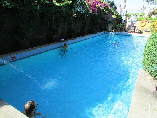 Diwangkara Beach Hotel & Resort: the swimming pool