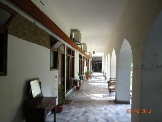 Grand Hotel : lobby