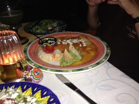 Maria Jimenez Restaurante Mexicano: Chile Relleno