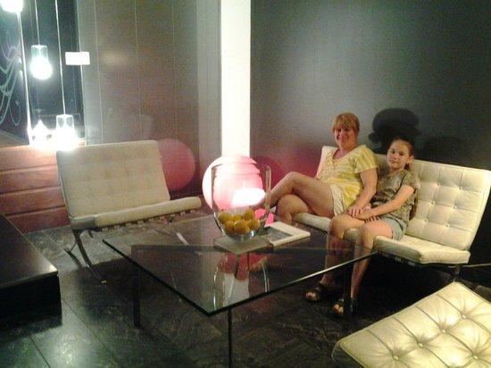 Cosmo Apartments Sants: холл