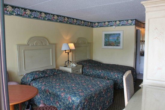 Sun Inn and Suites Kissimmee: Room