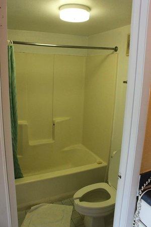 Sun Inn and Suites Kissimmee : Bathroom