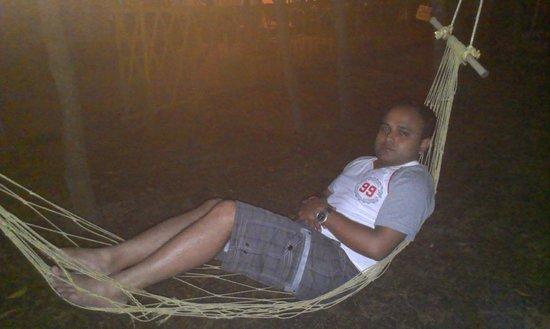 Tajpur Nature Camp : Relaxing