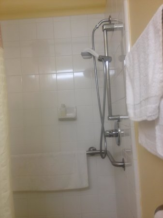Extended Stay America - Seattle - Bellevue - Factoria: shower