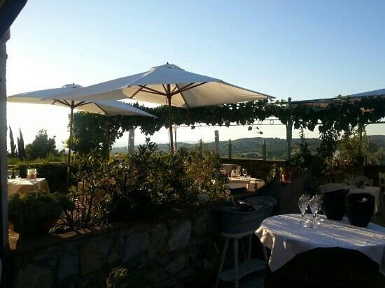 Osteria Dal Conte: wir warten auf unseren Tisch