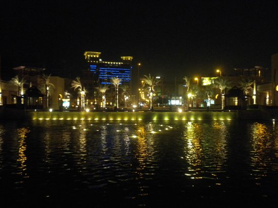 Al Manshar Rotana Hotel: From the Al Manshar Shopping Center