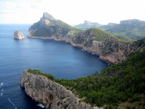 Juma: on the road to Cap de Formentor