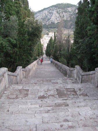 Juma : 365 steps from the village church