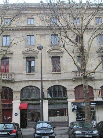 Hotel Victoria Chatelet: Fachada do Hotel