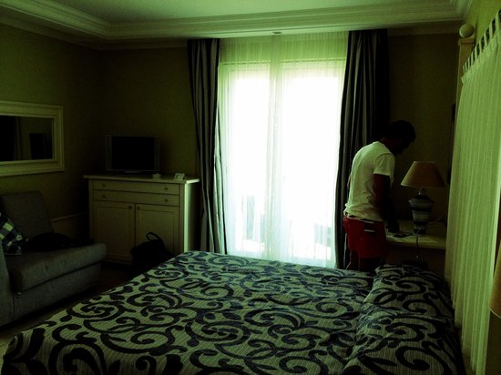 Hotel Riviera : Stanze hotel