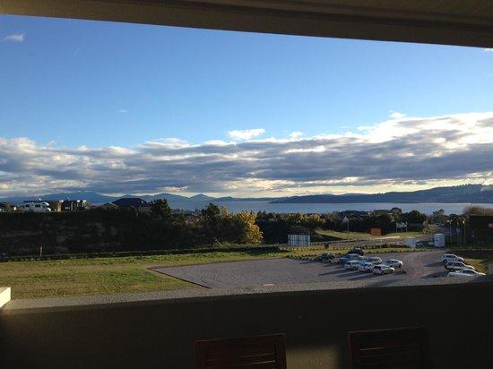 Hilton Lake Taupo : Veiw