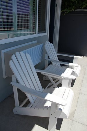 Beach Street Inn and Suites : Outside