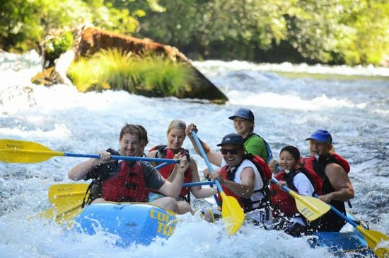 Sun Country Tours: On the McKenzie