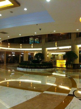 Empark Grand Hotel: Lobby